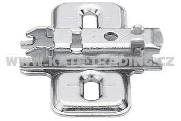 173L6100 Podložka CLIP křížová 0mm /S/