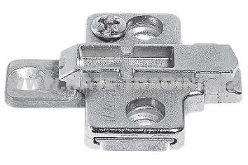 175H9160 Podložka clip kříž 6mm /S/