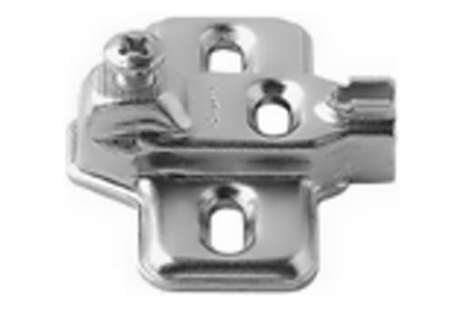 193L6130 Podložka Modul 3mm silné dveře/plech/ /S/
