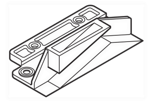 Adaptér pro centrální zámek (1)