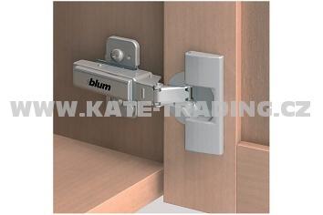 71T9680 Pant CLIP top 95°- k nalisování silné dveře (polonaložen