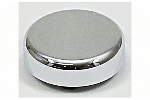 84.4140 Krytka pantu na sklo kulatá CHROM /S/