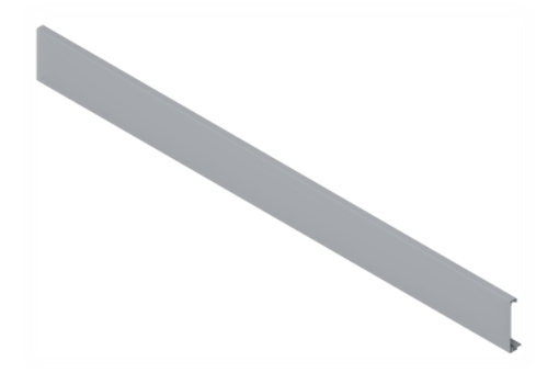 Z31L1036A Přední díl vnitřní zásuvky ŠEDÝ Antaro 0 /S/