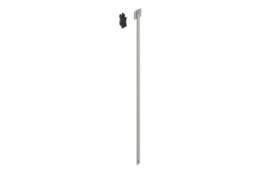 Z80S0560 zámková tyč ke zkrácení -sada 600mm