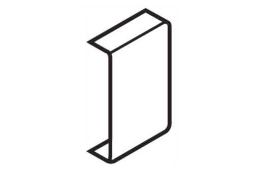 ZAA:3500 Krytka čelíní kování - Metabox - ŠEDÁ (1)