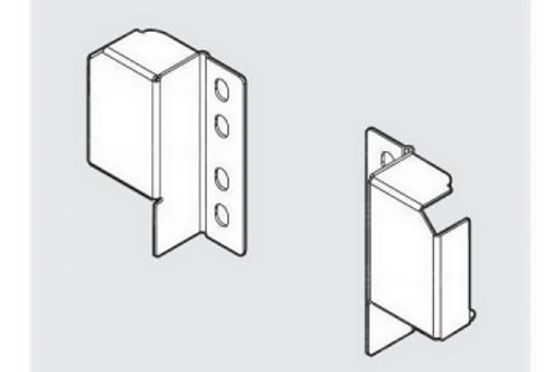 Variabilní držák relingu TBX-antaro šedá L+P 1x pár (0)