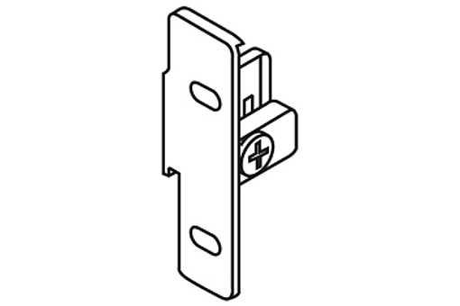 ZSF.1510 čelní kování k metaboxu N levé /S/