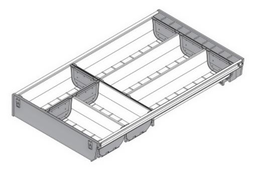 ZSI.500BI3 Příborník š. 280/hl.500mm (1) Akce