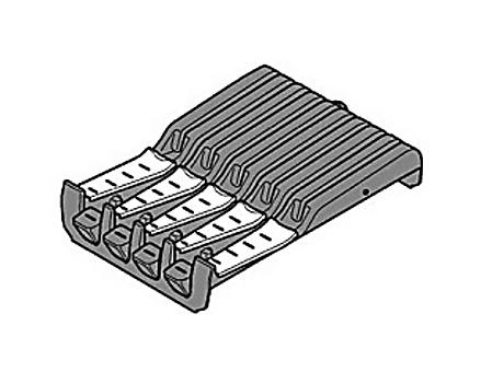 ZSZ.02M0 MESS-HA Držák nožů V1IG/G (1) Akce /S/
