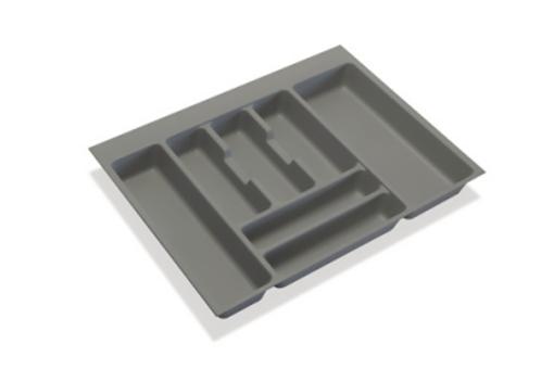 Rozdělovník - příborník plastový do zásuvky M120 1136x482 x45mm