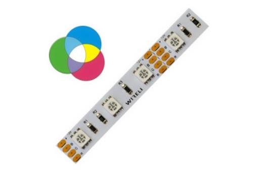 RGB LED pásek 12V IP20 60 EPISTAR 14,4W 1m/1,2A (C)