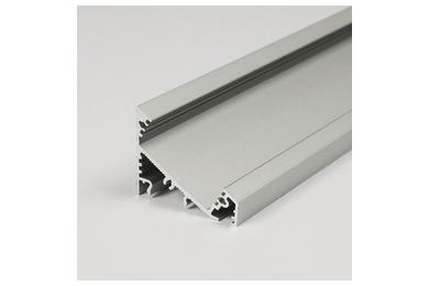 Lišta pro LED WIRELI 60 CORNER 30/60° hliník anod 2000mm (1 metr