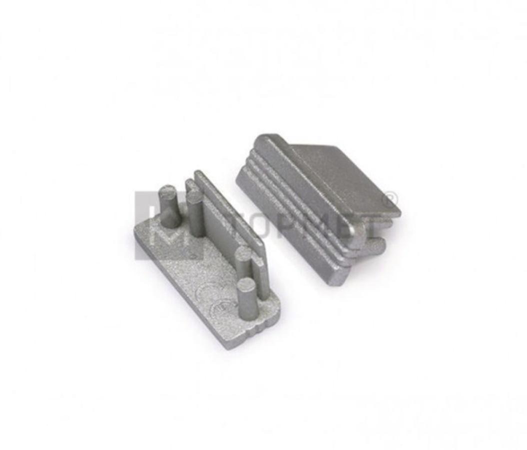 Koncovka PP1 Wireli 11 SURFACE - stříbrná (pár) (C)