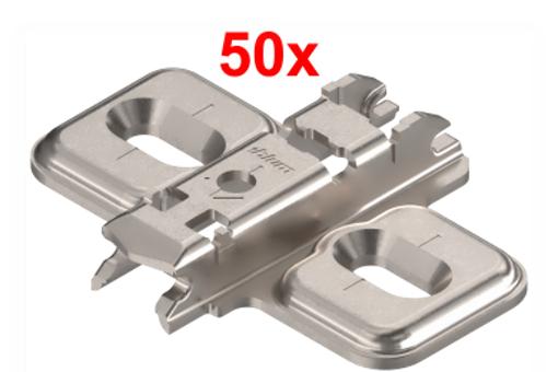 50 x 173L6100 Podložka CLIP křížová 0mm AKCE