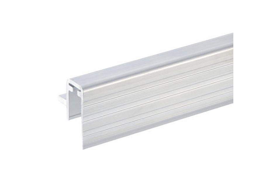 AL PROFIL hliníková lišta obvodová na vložené víko pro 10 mm mat