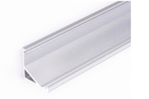 Lišta rohová PP4 pro LED Wireli Cabi12 E elox