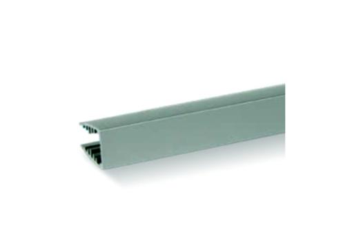 Profil LED Micro 2m- pro skl.polici 6mm cena za 1bm