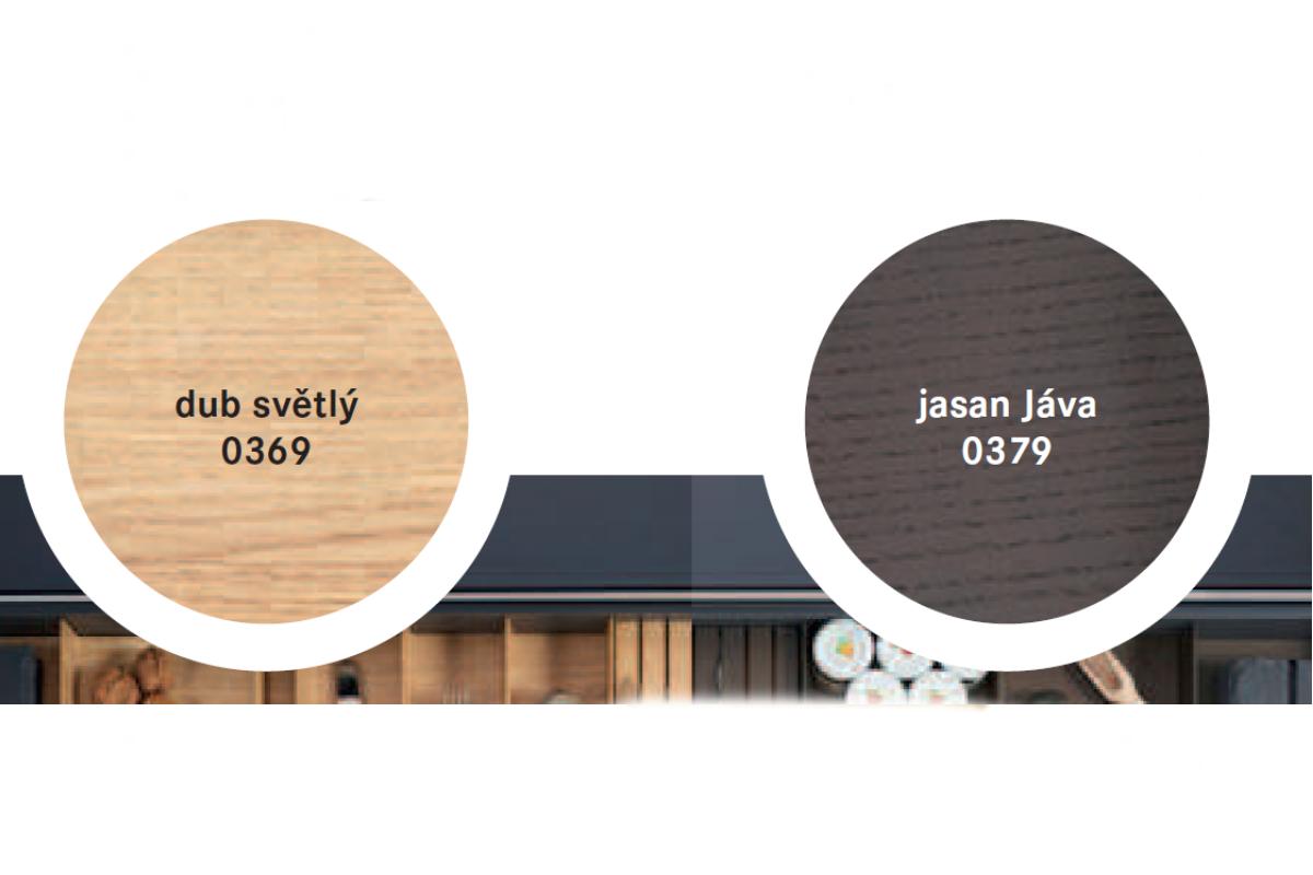 9171.0379 Dřevený box s úchyty Jasan Jáva