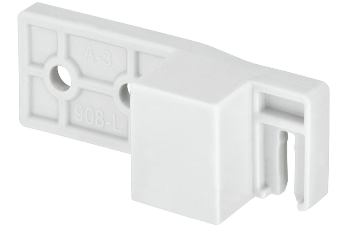 Sada relingu 350 bílý,Häfele Matrix Box S, hranatý