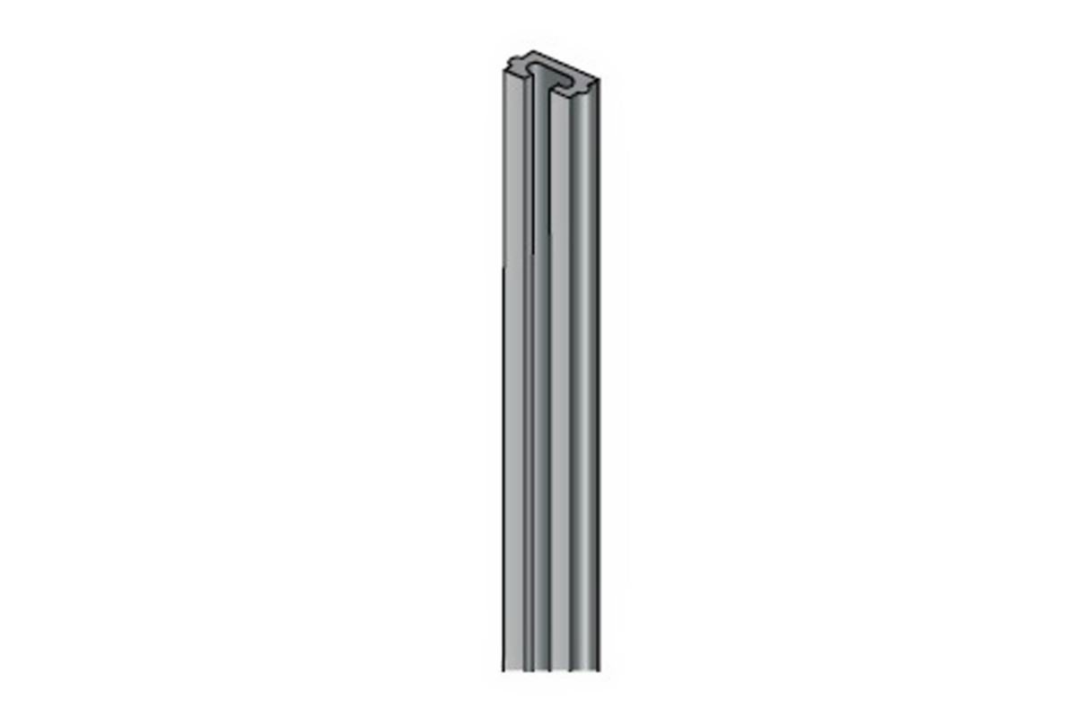 Profil svislý krycí 2,7m (17D1PSKM27) elox S10N, S11N, S15, S16,